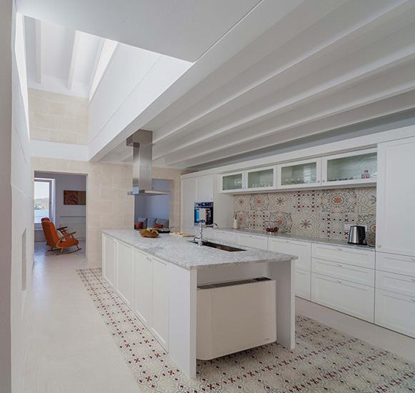 Cocinas baldosa hidraulica suelo hidraulico zelart - Azulejos suelo ...